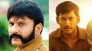 Actor Vignesh produces Vishal's next