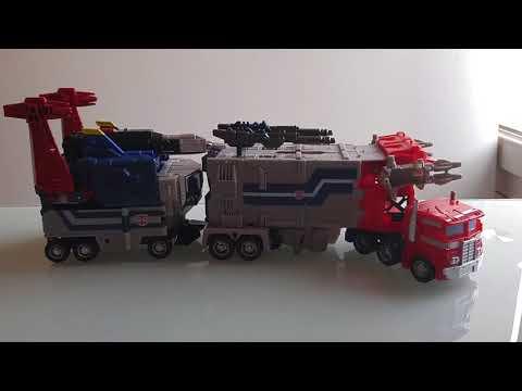 Transformers Titans retour Astrotrain