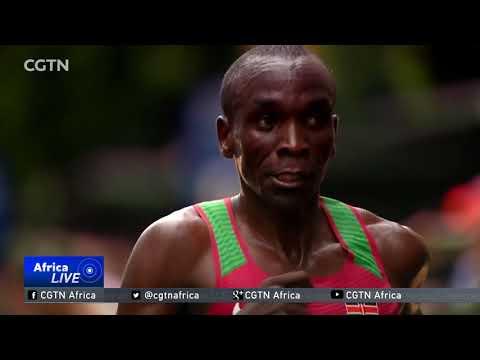 Kenya's Wilson Kipsang keen to reclaim marathon record in Berlin