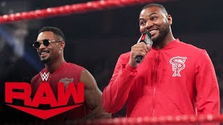 The Street Profits want the smoke: Raw, Oct. 28, 2019