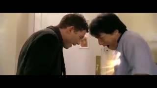 Джеки Чан Смешной момент из фильма Медальон!
