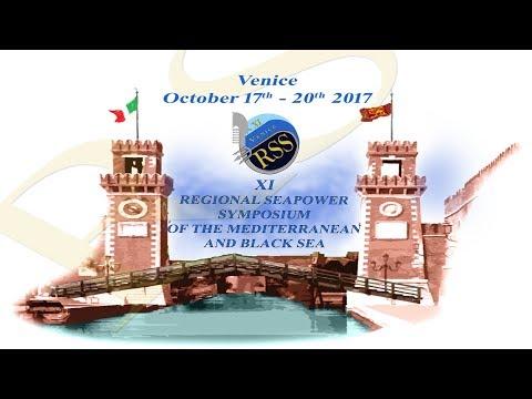 Marina Militare - Rivedi l'apertura dell'XI Seapower Symposium di Venezia