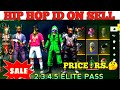 HIP HOP, CRIMINAL BUNDLE ID SELL  ALL OLD ELITE PAAS ID SELL IN LOW PRICE 😍