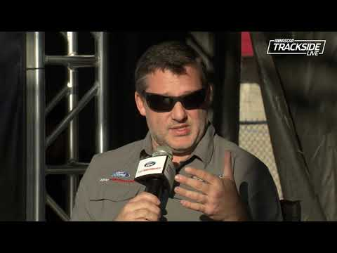 Casey Carter - Tony Stewart speaks out on the fighting in NASCAR
