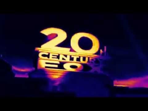 20th Century Fox Logo 8-bit
