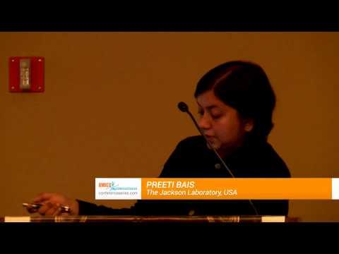 Preeti Bais | The Jackson Laboratory | USA | Metabolomics 2014 | OMICS International
