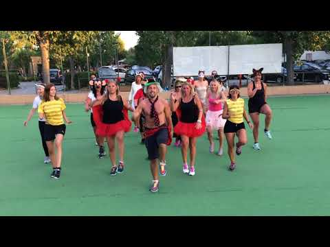 Goosebumps Zumba by Petros