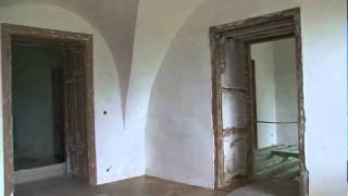 Zámek Lešná   rekonstrukce