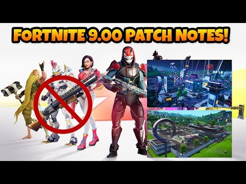 fortnite-9.00-patch-notes!- -season-9-is-here!!!!-(neo-tilted,-mega-mall,-vaulted-pump-shotgun)