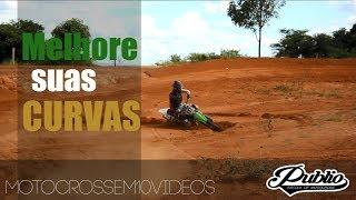 TÉCNICAS DE CURVA - Motocross em 10 vídeos - Vídeo 05