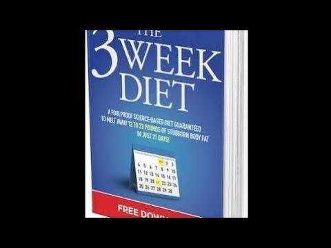 3 Week Diet System Meal Plan Review-The 3 Week Diet Review |3 Week Diet Plan