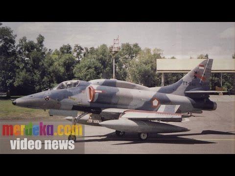 Ini jet tempur yang mengungkap hubungan rahasia Indonesia-Israel