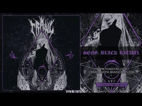 CRAWL - BLACK RITUAL [SINGLE] (2018) SW EXCLUSIVE