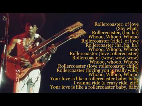 The Ohio Players - Love Rollercoaster (Videolyric) [HQ]