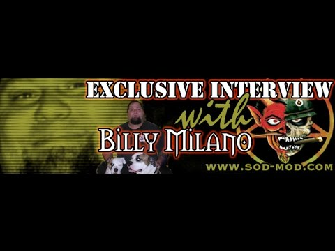 Billy Boldt - Thrash Zone with Billy Milano of M.O.D. & S.O.D.