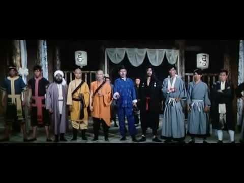 Wang Yu - Eine Faust wie ein Hammer [Uncut full German Movie] (One Armed Boxer) 1972
