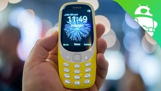 Nokia 3310 Hands On