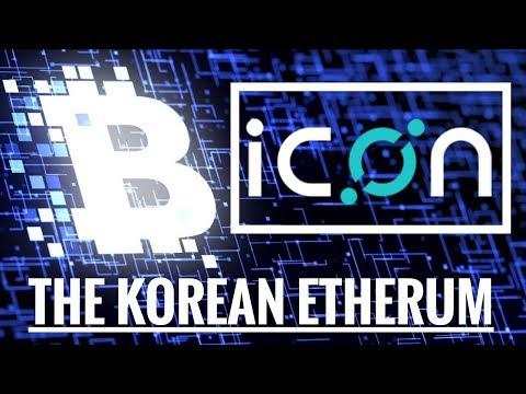 ICON - The Korean Ethereum - #ICX