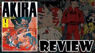 """Review do mangá """"Akira"""" de Katsuhiro Otomo e lançado no Brasil pela..."""