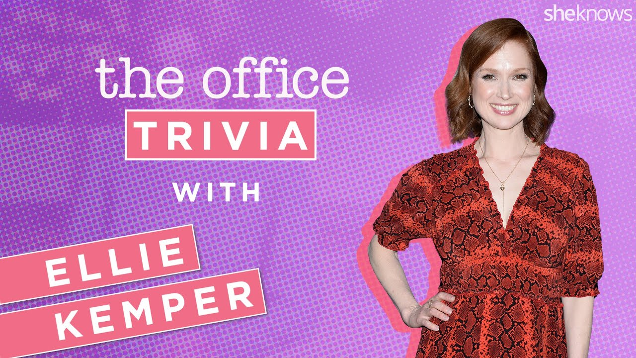 The Office Trivia With Ellie Kemper