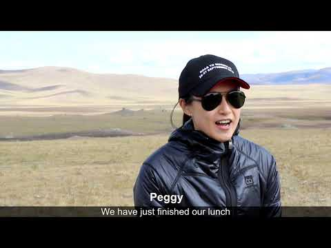 Mongolia Bike Ride for Societe Generale