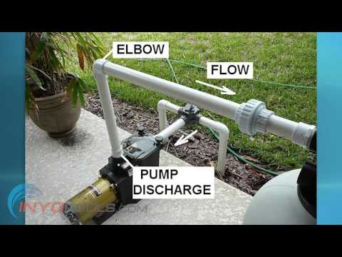 How To: Install a Top Mount Pool Sand Filter