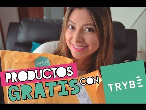 consigue productos gratis con TRYBE | SUSIE RAMIREZ