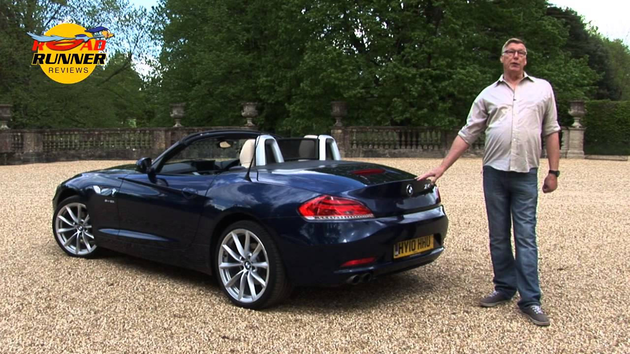 Roadrunner Reviews The New Bmw Z4 Youtube