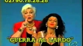Wanna Marchi vs signora Giuseppina - Guerra al lardo