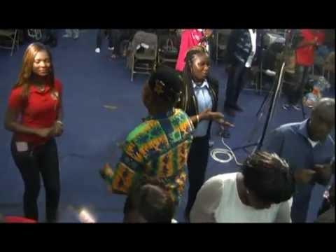 Ghana's 58th anniversary Party