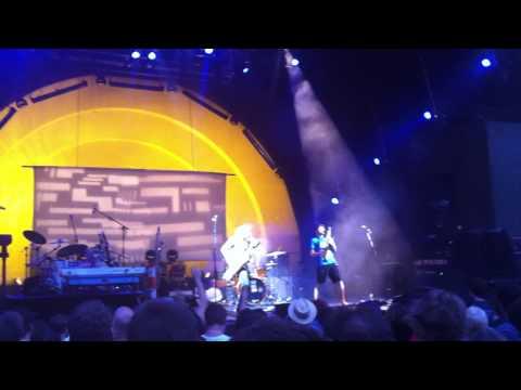 Moon Hooch live at Celebrate Brooklyn! - Prospect Park Bandshell (8/10/2013)