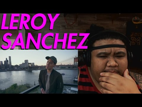 Leroy Sanchez - Perfect by Ed Sheeran [MUSIC REACTION]