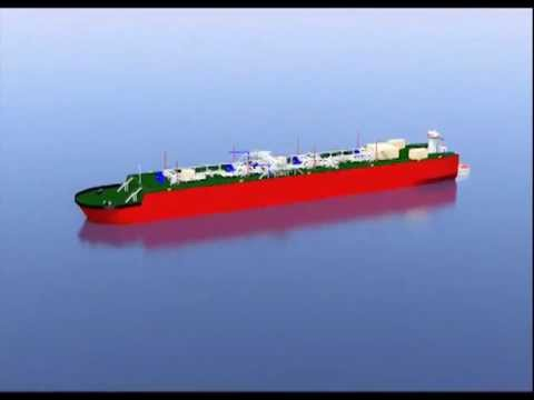 Waller Marine, Inc.'s LNG ATB RV