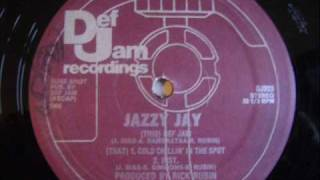 Jazzy Jay - (This) Def Jam 1985