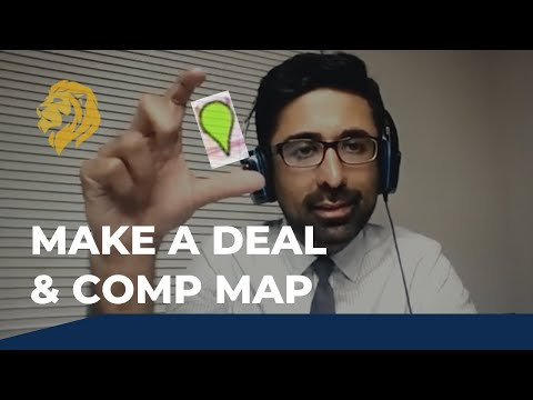 Make The Perfect Map For Real Estate Investments