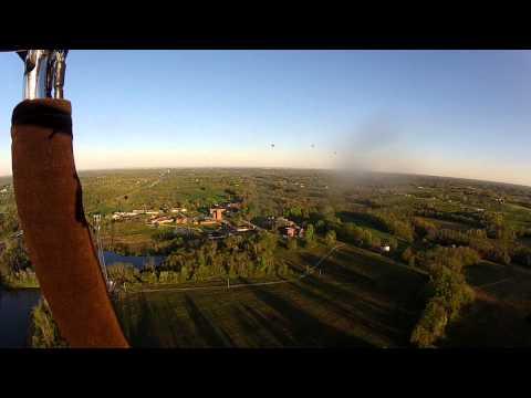 Balloon Flight in Simpsonville, Kentucky