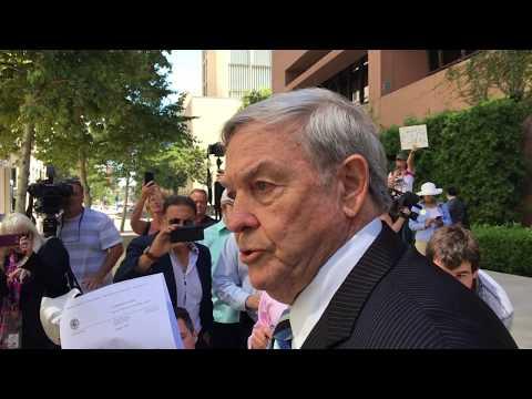 Ex-Rep. Duncan Hunter, Ammar Campa-Najjar after July 1 hearing