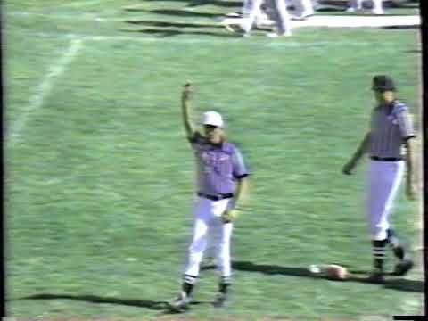 University of Puget Sound vs U of Montana College Football 1982