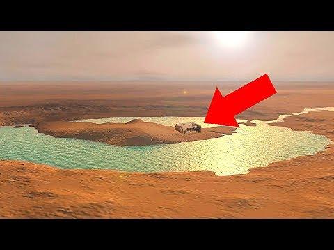 Кто Живёт На Марсе? Первые Реальные Снимки