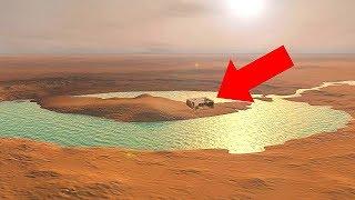 Кто Живёт На Марсе Первые Реальные Снимки