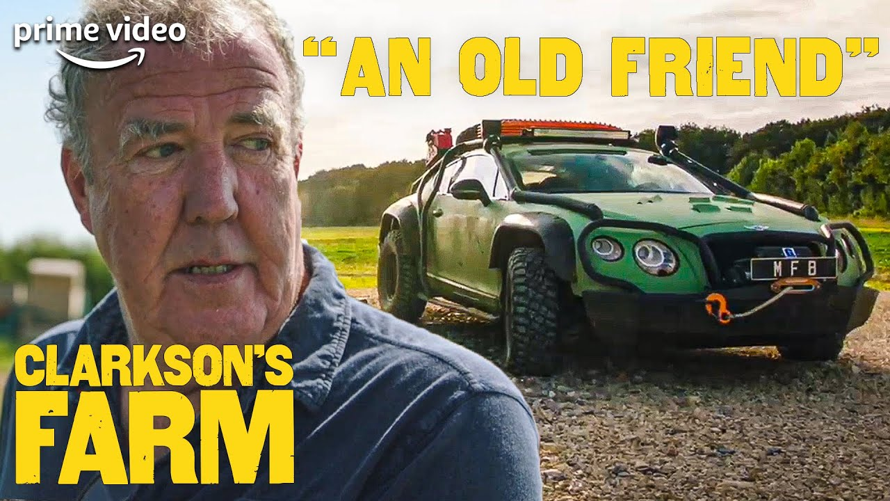 Download All The Grand Tour References in Clarkson's Farm   The Grand Tour