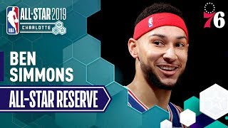 Best Of Ben Simmons 2019 All-Star Reserve | 2018-19 NBA Season