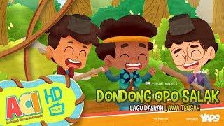 Lagu Dondong Opo Salak - Animasi Cerita Indonesia (ACI)