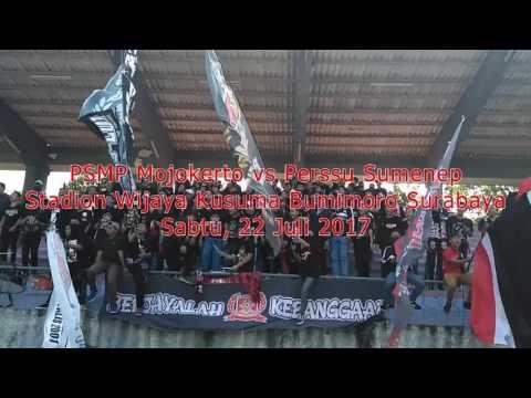MP Loyalis 2001 Home Rasa Away PSMP Mojokerto vs Perssu Sumenep