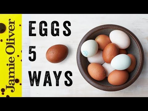 5 Things to do With… Eggs | Food Tube Classic Recipes | #TBT