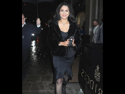 Lady Wilnelia Merced attends Radio Times covers party