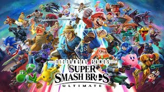 Super Smash Bros  Ultimate   Everyone is Here E3 2018 Trailer   YouTube