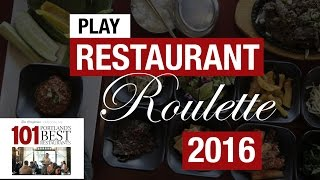 Play Portland's best restaurants roulette