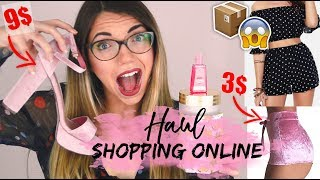 Try On Haul: Shopping Online Low Cost 📦 Spacchettiamo insieme!