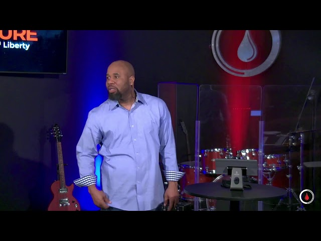 The Cure Church Liberty | Sunday Morning Service | 04/25/2021